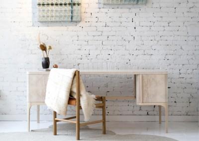 Monochrome_Tambour-Desk_by_Poritz_and_Studio